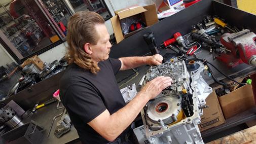 High Performance Transmission Upgrades